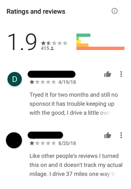 Wrapify Bad Ratings