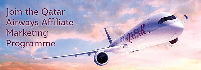 Join the Qatar Airways Affiliate Program