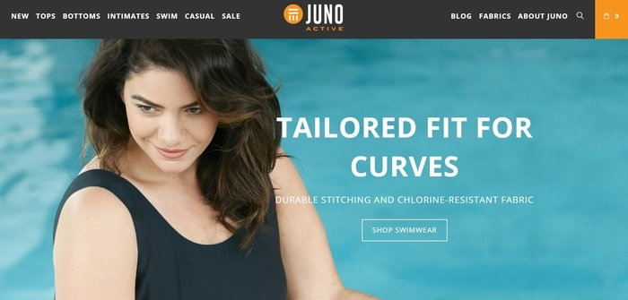 screenshot of the affiliate sign up page for JunoActive
