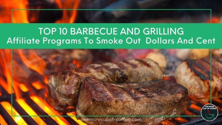 Top 10 Barbecue and Grilling Affiliate Programs To Smoke Out Dollars And Cents featured image
