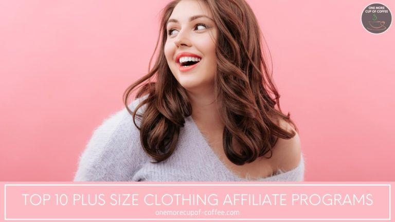 Top 10 Plus Size Clothing Affiliate Programs featured image