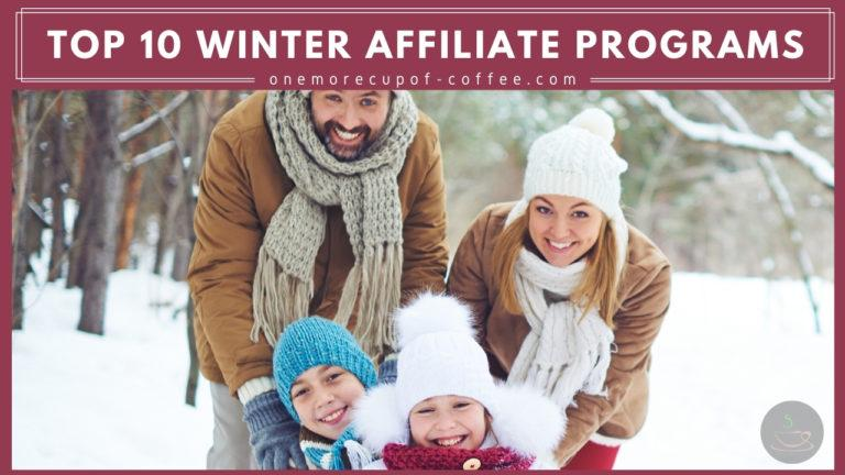 Top 10 Winter Affiliate Programs featured image