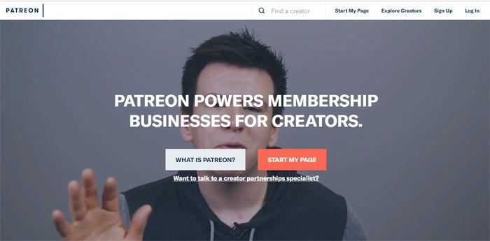 Make Money Patreon