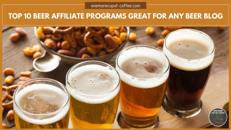 Top 10 Beer Affiliate Programs Great For Any Beer Blog featured image