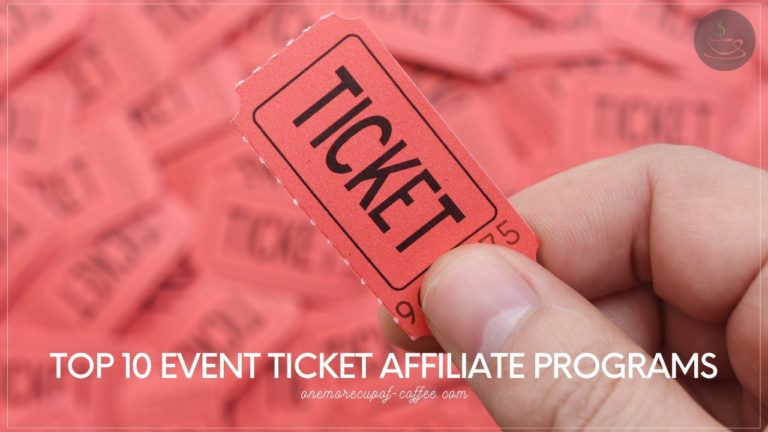 Top 10 Event Ticket Affiliate Programs featured image