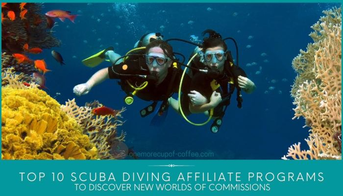 Top 10 Scuba Diving Affiliate Programs To Discover New Worlds Of Commissions featured image