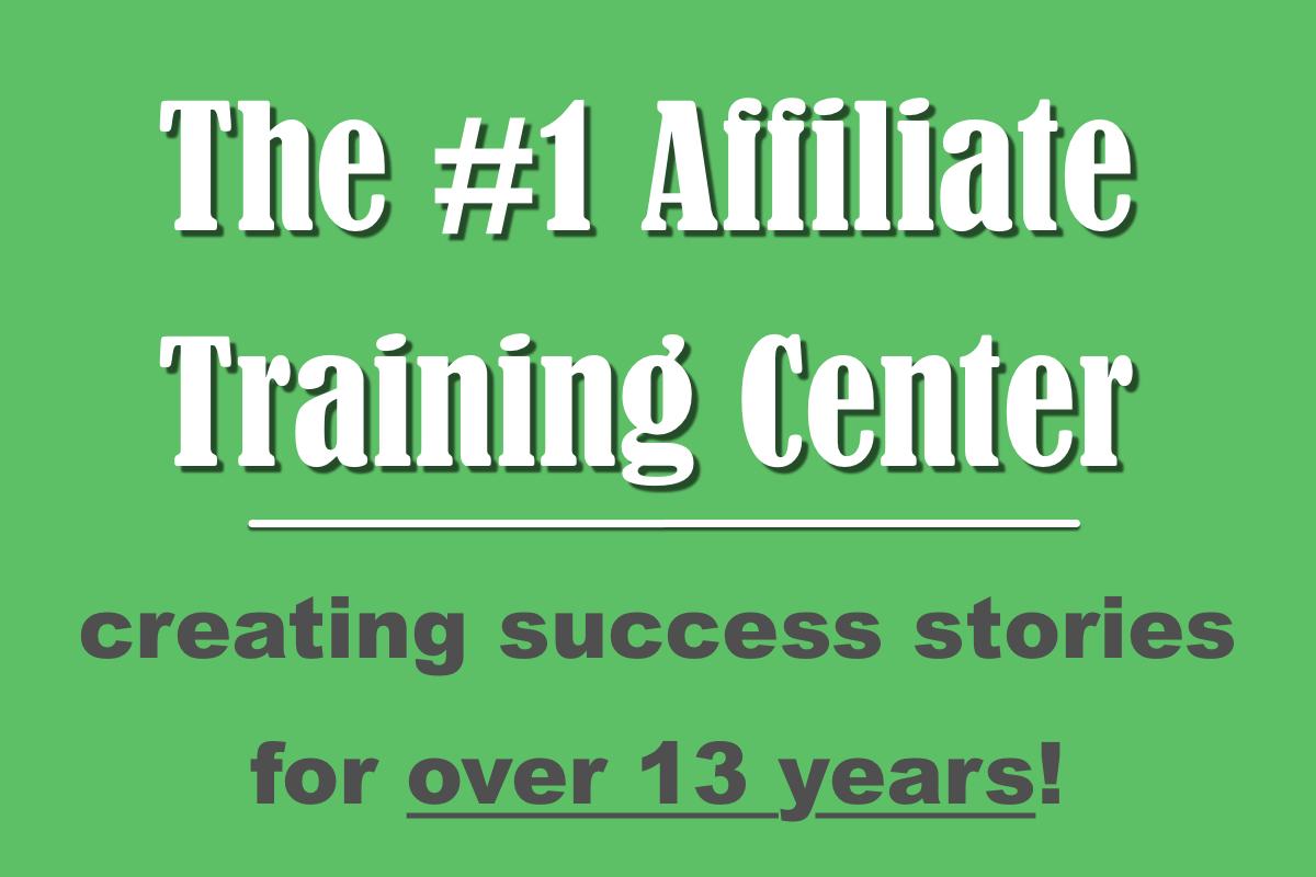affiliate training center