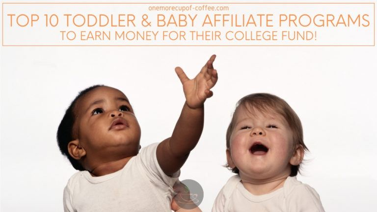Top 10 Toddler & Baby Affiliate Programs To Earn Money For Their College Fund featured image