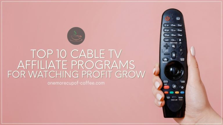 Top 10 Cable TV Affiliate Programs For Watching Profit Grow featured image