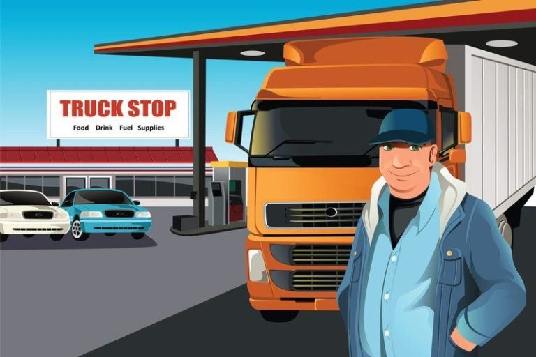 truck drivers make money online time off