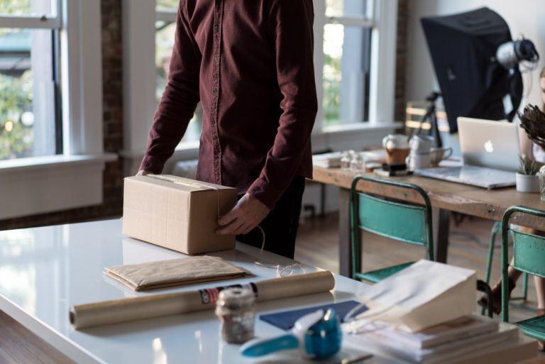 Make Money Delivering Packages