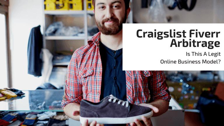 craigslist fiverr arbitrage