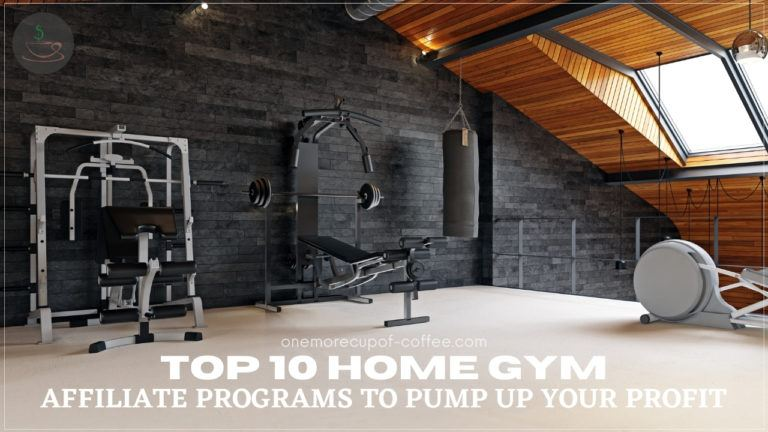 Top 10 Home Gym Affiliate Programs To Pump Up Your Profit featured image