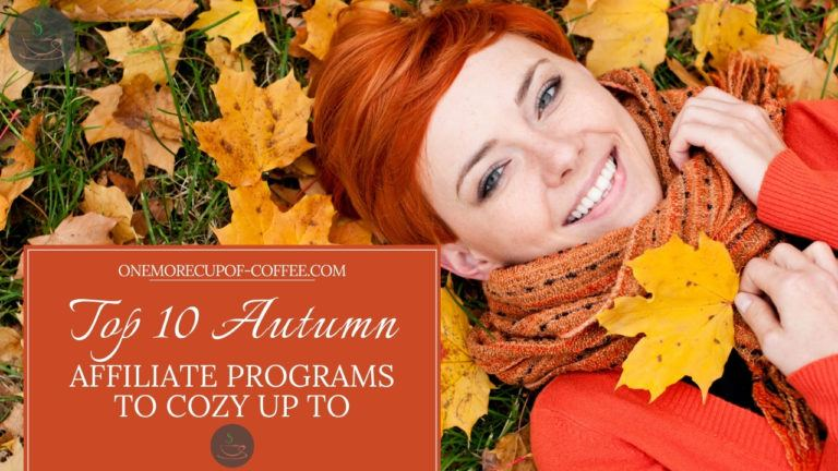 Top 10 Autumn Affiliate Programs To Cozy Up To featured image