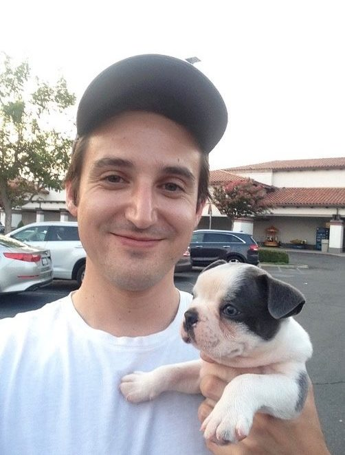 nathaniell puppy