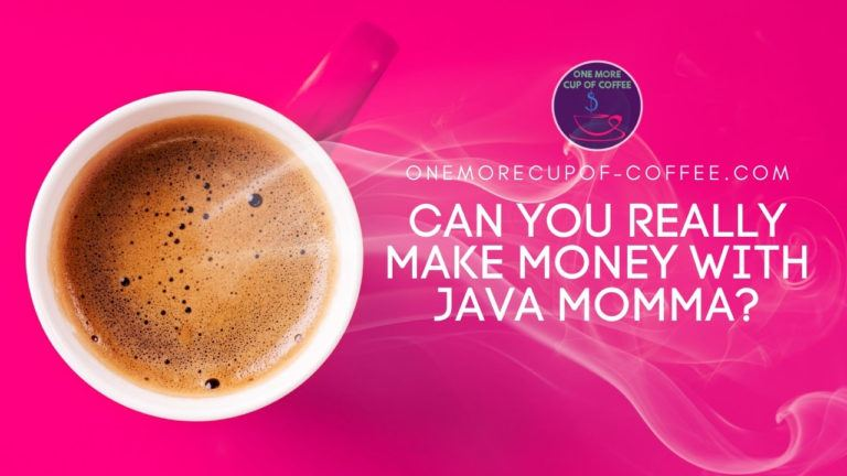 Can You Really Make Money With Java Momma featured image