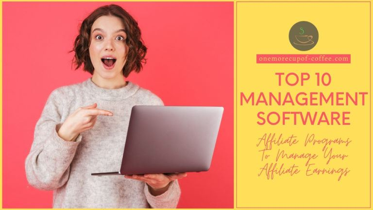Top 10 Management Software Affiliate Programs To Manage Your Affiliate Earnings featured image
