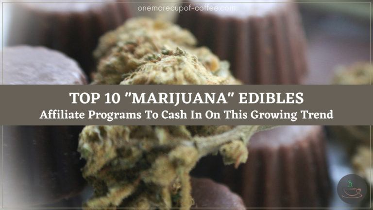 Top 10 _Marijuana_ Edibles Affiliate Programs To Cash In On This Growing Trend featured image