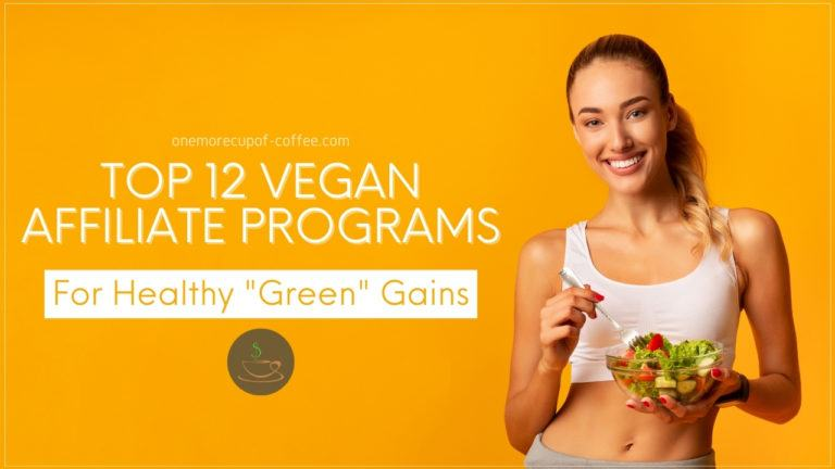 Top 12 Vegan Affiliate Programs For Healthy _Green_ Gains featured image
