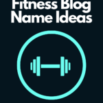 fitness blog name ideas