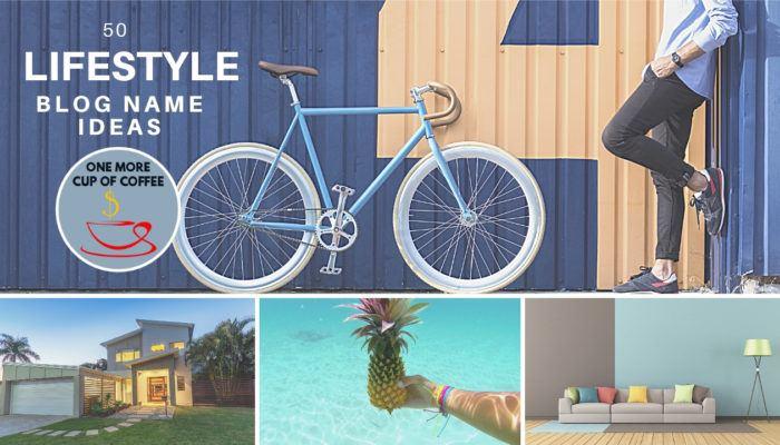 lifestyle blog name ideas Featured Image