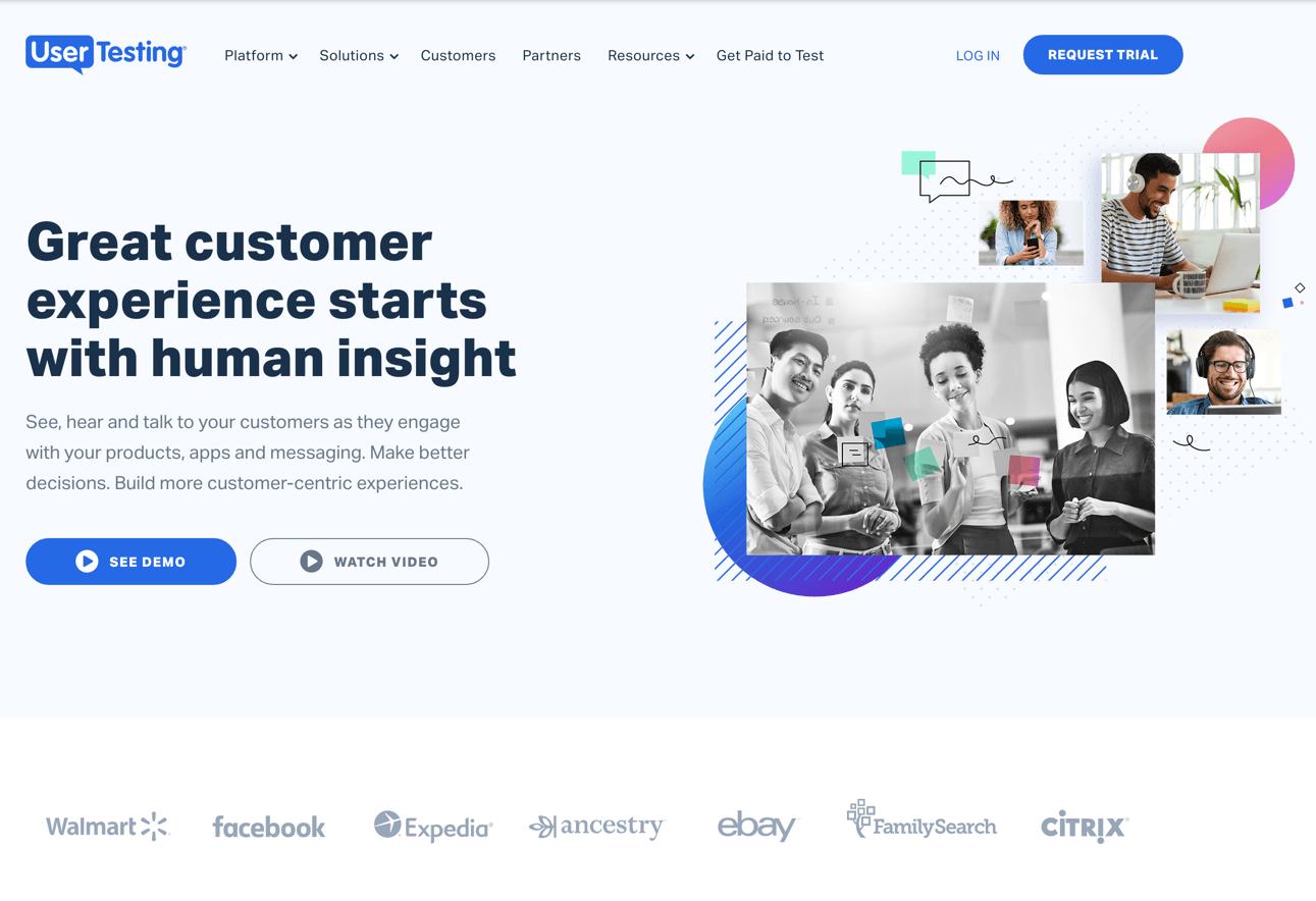 usertesting.com side hustle make money