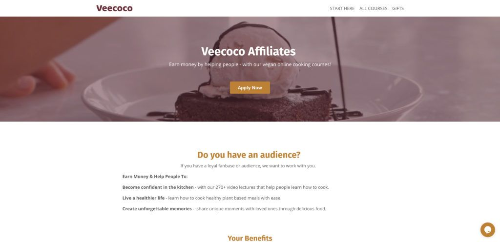 veecoco affiliate program