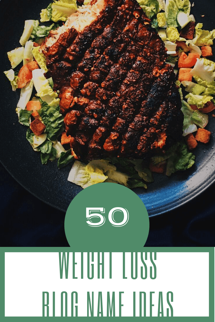 grilled salmon steak on bed of lettuce for weight loss