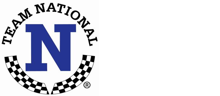 Team National Logo against a white background