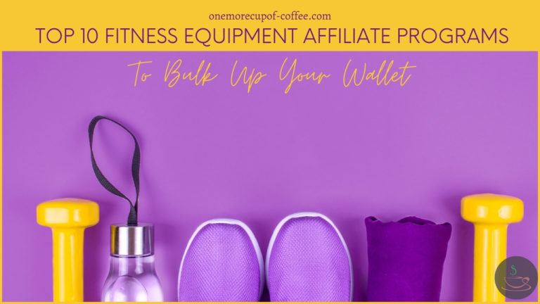 Top 10 Fitness Equipment Affiliate Programs To Bulk Up Your Wallet featured image