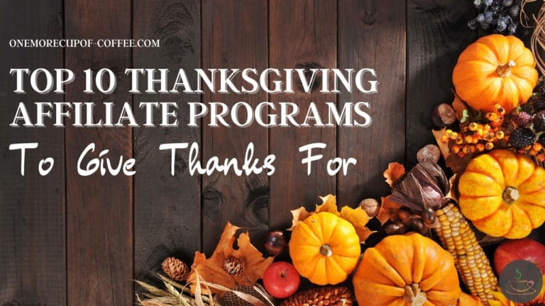 Top 10 Thanksgiving Affiliate Programs To Give Thanks For featured image