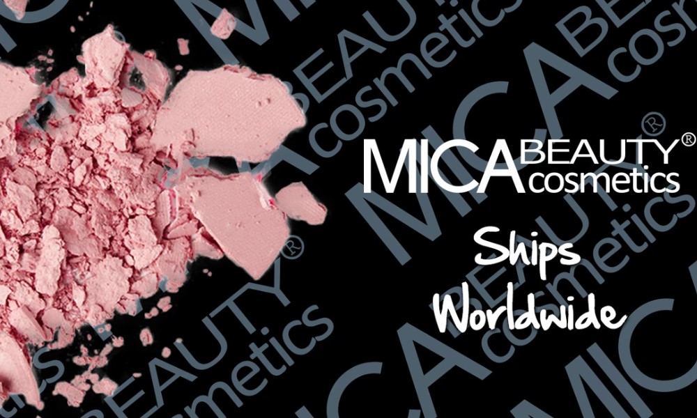 Mica beauty cosmetics home page