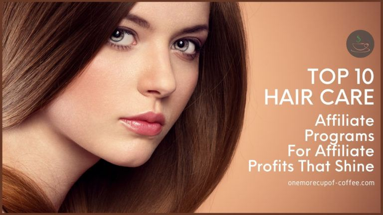 Top 10 Hair Care Affiliate Programs For Affiliate Profits That Shine featured image