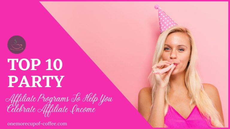 Top 10 Party Affiliate Programs To Help You Celebrate Affiliate Income featured image