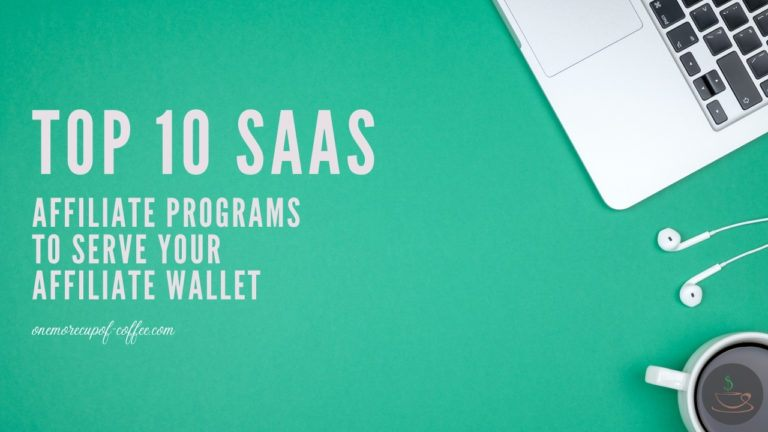 Top 10 SAAS Affiliate Programs To Serve Your Affiliate Wallet featured image