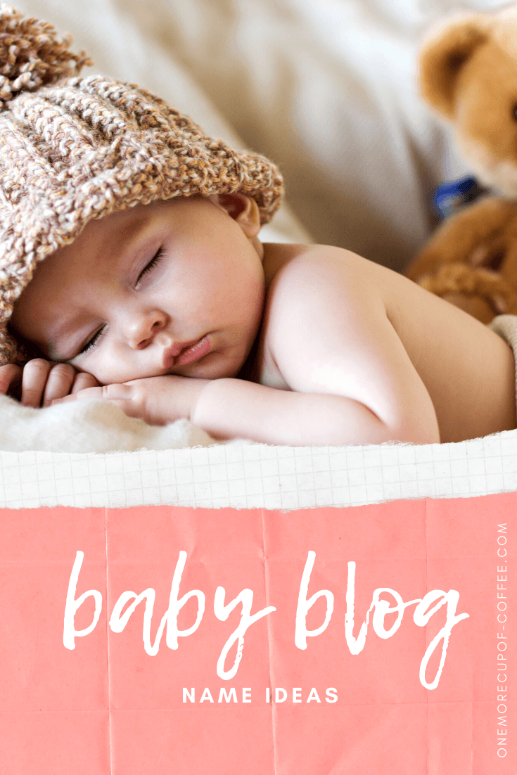 baby blog name ideas