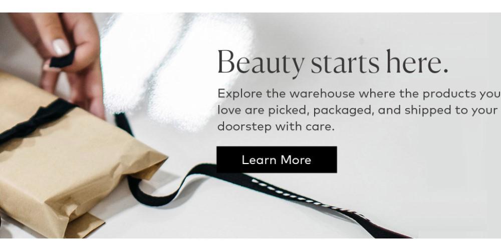 beautylish home page
