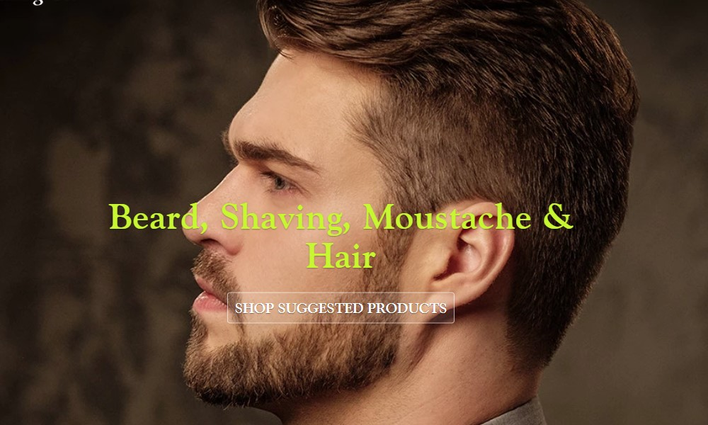 vintage grooming co home page