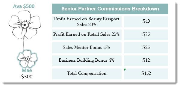Bellame Senior Partner Commission