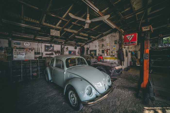Make Money Renting Out Your Garage