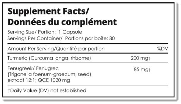 Uncarb Ingredients List