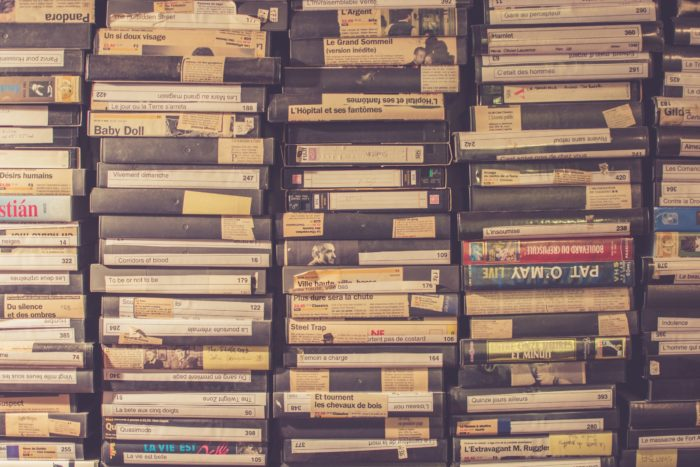 make money selling VHS tapes