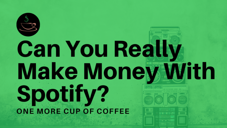 make money spotify