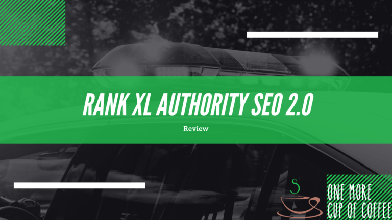 rank xl authority seo 2.0 review