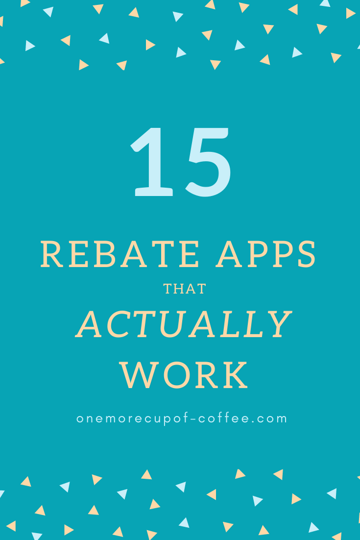Rebate Apps That Actually Work