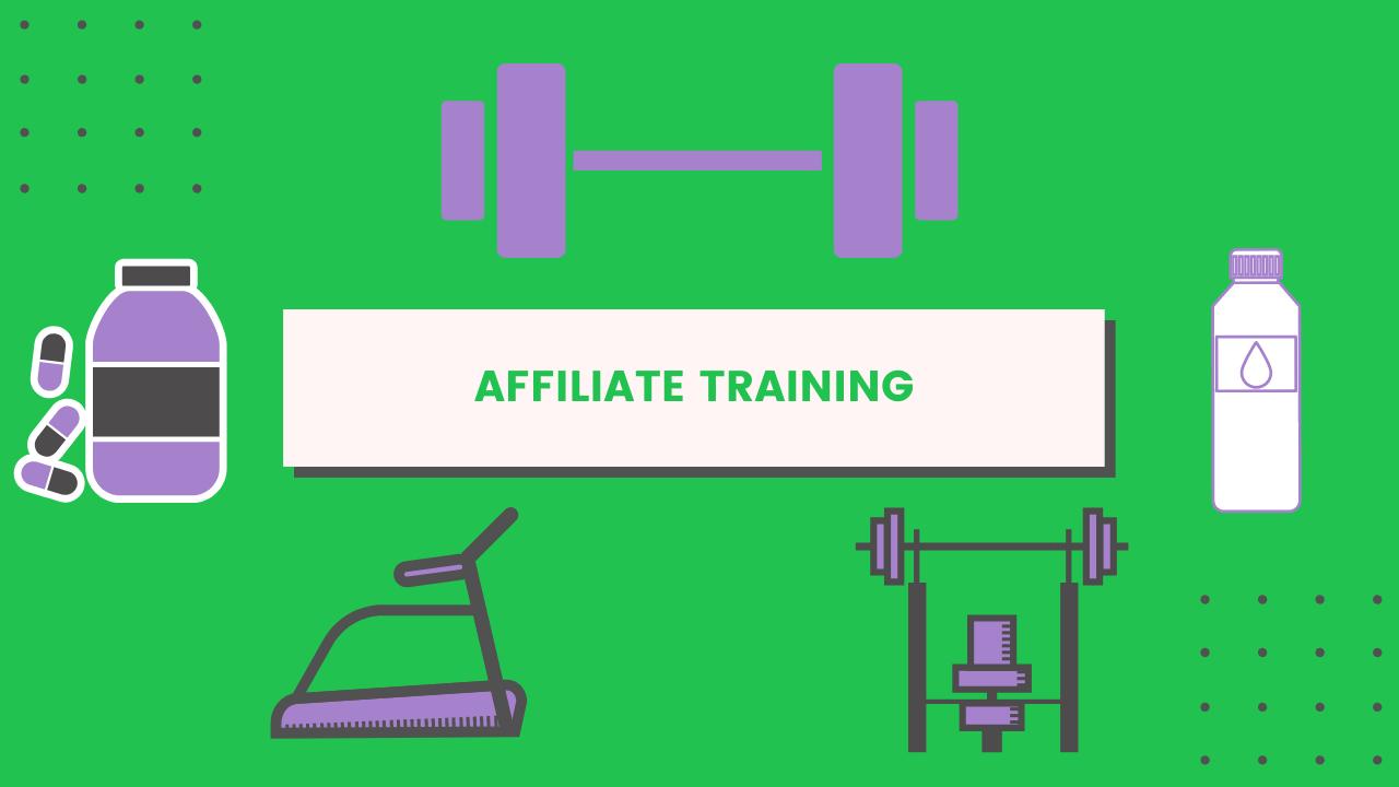 affiliate training