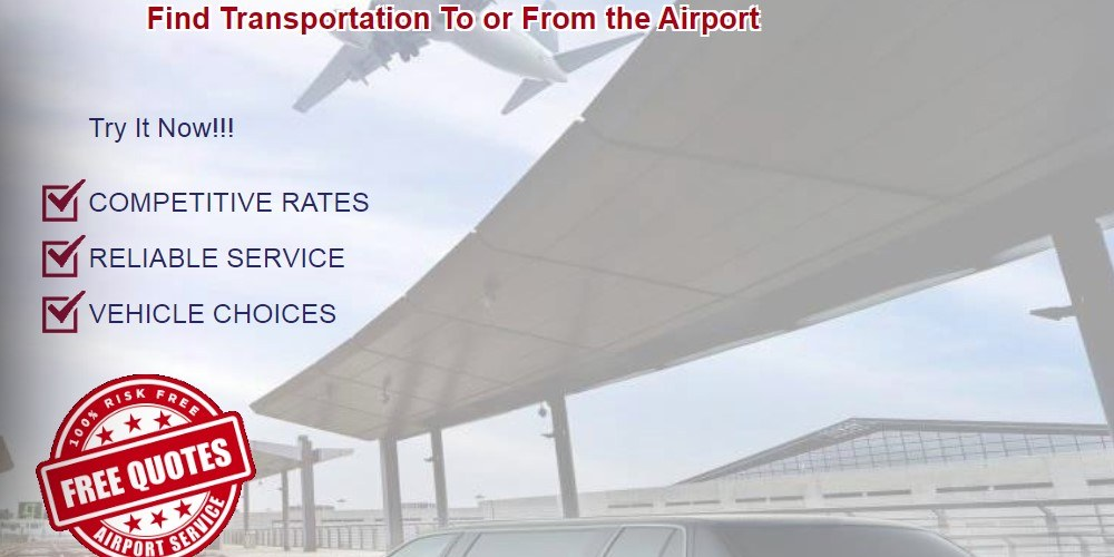 airport service home page