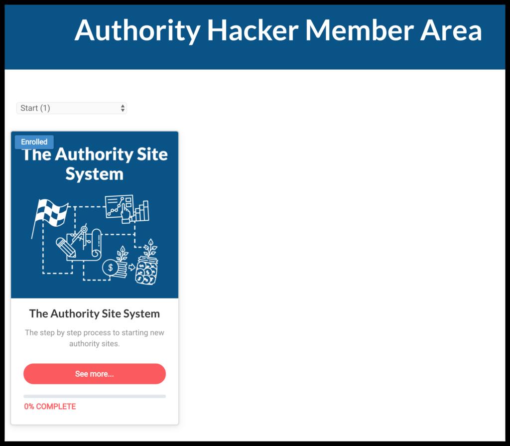authority hacker members area