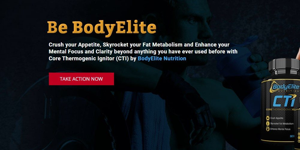 body elite nutrition home page