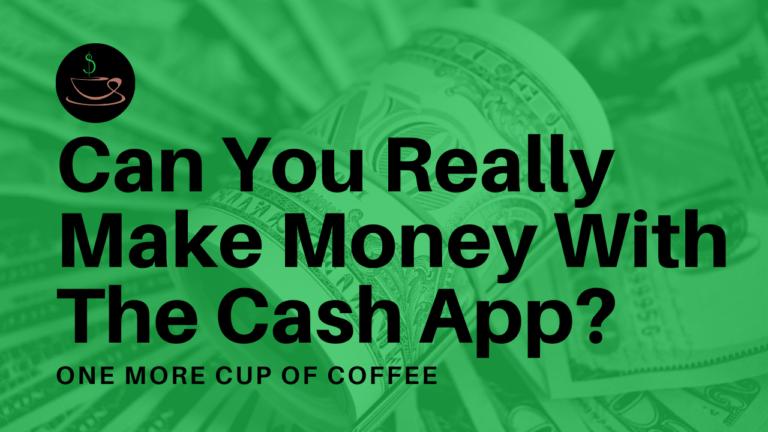 make money cash app